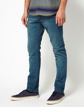 Image 1 ofJack &amp; Jones Tim Slim Jeans