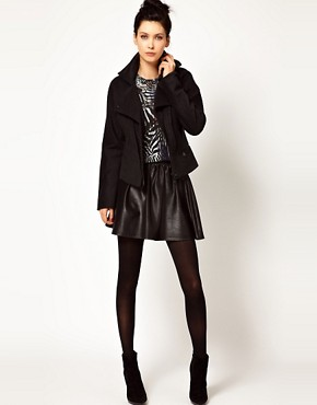 Image 4 ofEdun Oversized Zip Front Jacket