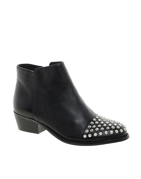 Image 1 ofSteve Madden Praque Stud Ankle Boots