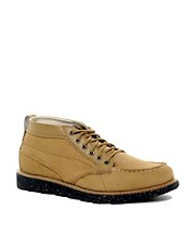 Puma Rudolf Dassler Ruckholz Waxed Suede Boots