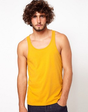 Image 1 ofASOS Vest With Racer Back