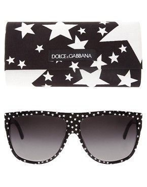 Image 2 ofDolce &amp; Gabbana Stars Sunglasses