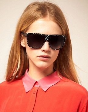 Image 3 ofDolce &amp; Gabbana Stars Sunglasses
