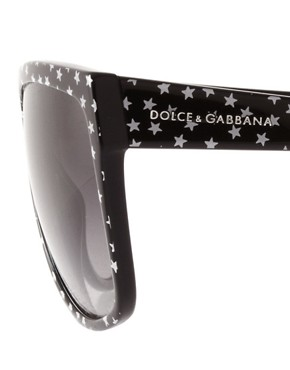 Image 4 ofDolce &amp; Gabbana Stars Sunglasses