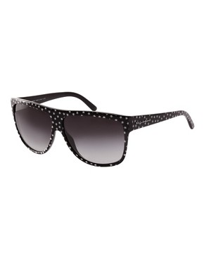 Image 1 ofDolce &amp; Gabbana Stars Sunglasses