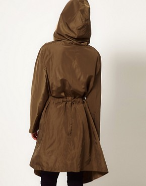 Image 2 ofLa Fee Verte Oversized Parka