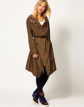 Image 4 ofLa Fee Verte Oversized Parka