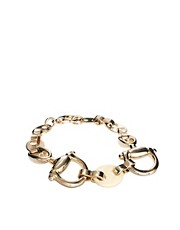 Gogo Philip Chain And Stirrup Bracelet