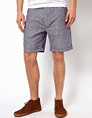 Antony Morato Shorts With Ticking Stripe