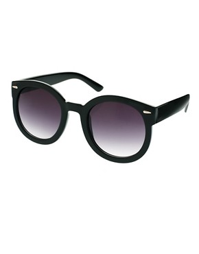 Image 1 ofASOS Oversized Retro Sunglasses