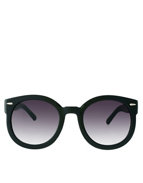 Image 2 ofASOS Oversized Retro Sunglasses