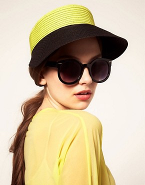 Image 3 ofASOS Oversized Retro Sunglasses