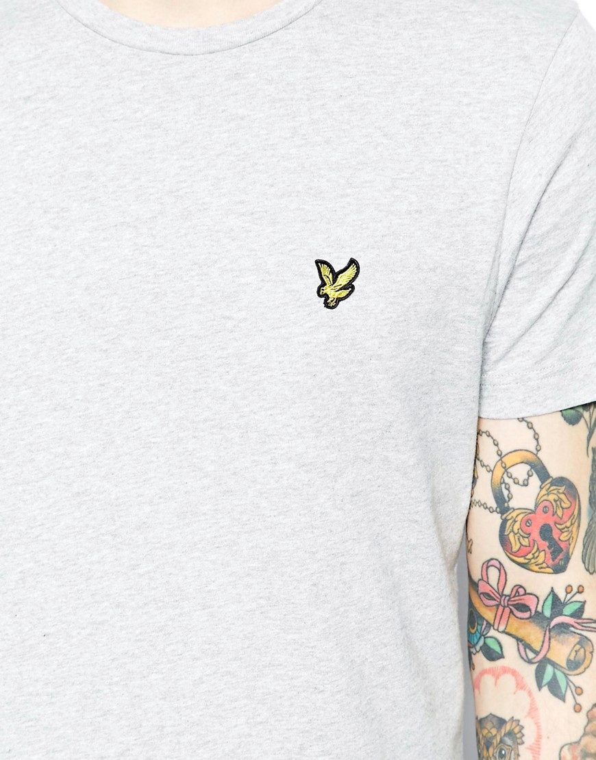 Image 3 ofLyle & Scott T-Shirt with Eagle Logo