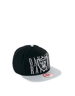 Image 1 ofNew Era Snapback Cap New York Raiders