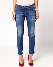 Mih Jeans Paris Ankle Length Skinny Jeans