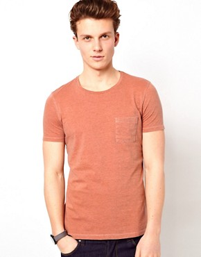 Image 1 ofASOS T-Shirt With Pocket