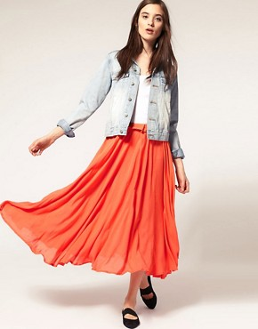 Image 1 ofCheap Monday Maxi Skirt