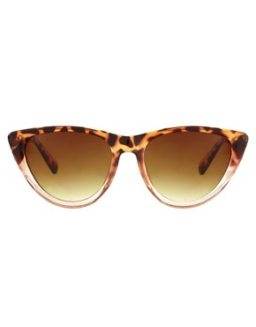 Image 2 ofASOS Mix Frame Cat Eye Sunglasses