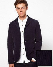 ASOS Slim Fit Blazer In Corduroy
