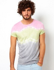 ASOS T-Shirt With Tie Dye