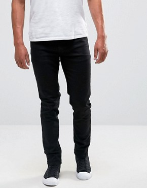ASOS Skinny Jeans In Black