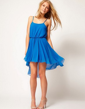 Image 1 ofLove Dress Hi Lo With Cami Straps