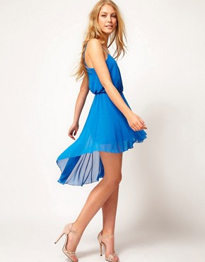 Image 4 ofLove Dress Hi Lo With Cami Straps