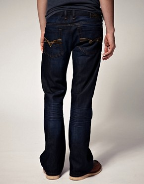 Image 2 ofDiesel Zathan 73N Bootcut Jeans
