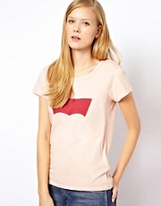 Levi&#39;s - T-shirt con logo