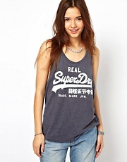 Superdry Logo Vest