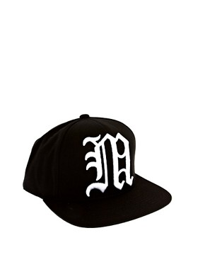 Image 1 ofMishka Old School Snap Back Cap