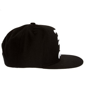 Image 4 ofMishka Old School Snap Back Cap