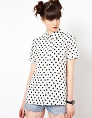 The WhitePepper Printed Shirt