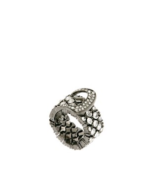 Image 1 ofLove Rocks Belt Ring