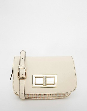 Oasis Shelby Big Lock Across Body Bag