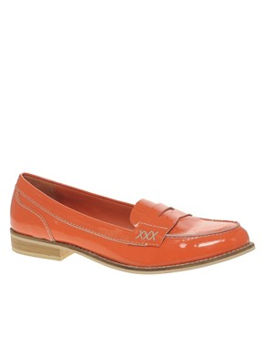 Image 1 of ASOS MACABEE Patent Leather Loafer