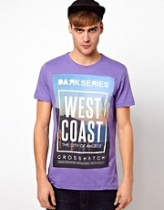 Crosshatch - Westcoast - T-shirt