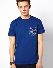Spy T-Shirt With Contrast Pocket