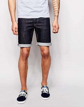 Minimum Denim Shorts in Rinse Denim
