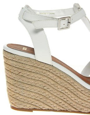 Image 3 ofASOS HOST Gladiator Espadrille Wedges