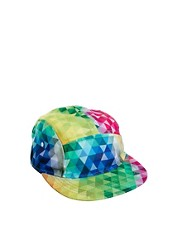 New Era 5 Panel Cap