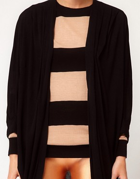 Image 3 ofAmerican Apparel Shawl Cardigan