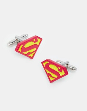 ASOS Superman Cufflinks