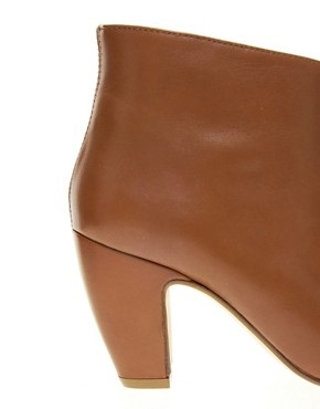 Image 2 ofASOS ANDES Leather Ankle Boots