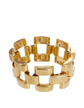 Image 2 ofASOS Linked Stone Bracelet Pack