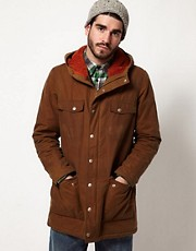 Nudie Frej Mountain Parka Coat