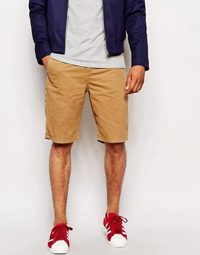 Slver Eight Chino Shorts