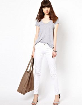 Image 1 ofJ Brand 811 Mid Rise Skinny Jeans