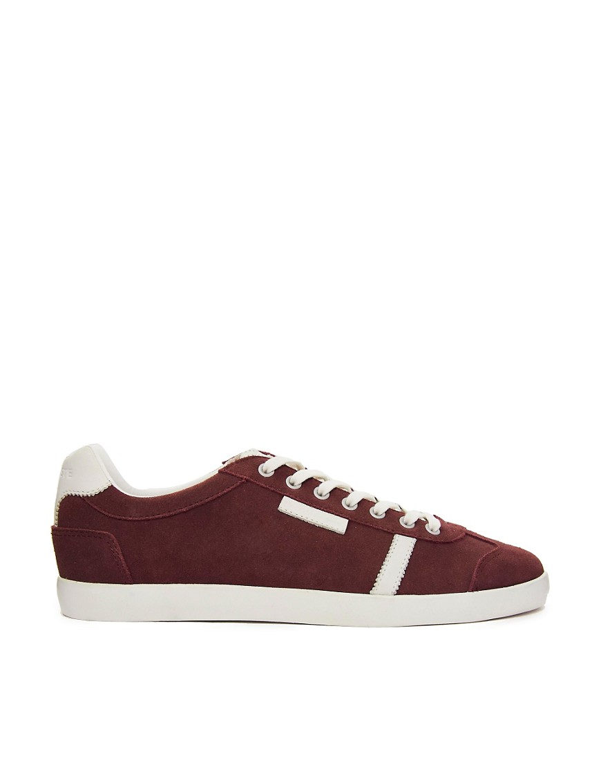 Image 4 of Lacoste Brendel Suede Trainers