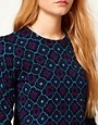 Image 3 ofASOS Dandizette Pattern Print Jumper
